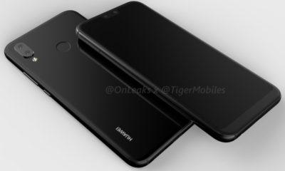 Filtrada imagen real del Huawei P20 Lite; dos cámaras y pantalla 18:9 38