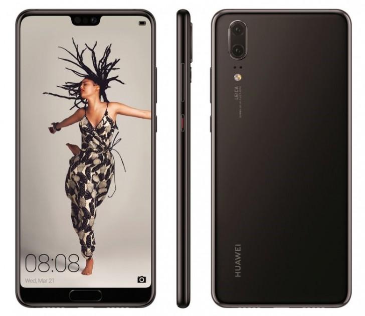 Imágenes oficiales de los Huawei P20, Huawei P20 Lite y Huawei P20 Pro 31