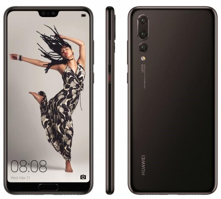 Imágenes oficiales de los Huawei P20, Huawei P20 Lite y Huawei P20 Pro 33