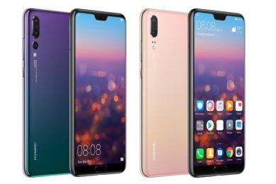 Huawei P20 y Huawei P20 Pro, toda la información