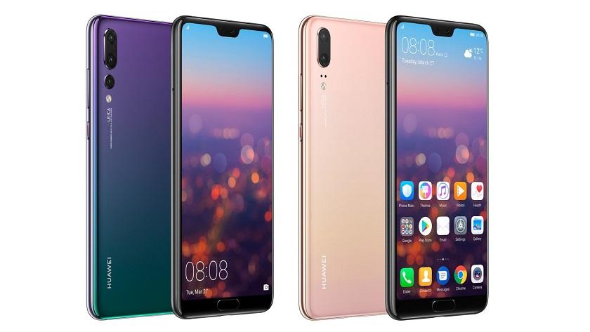 Huawei P20 y Huawei P20 Pro, toda la información 32