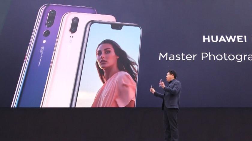 Huawei P20 y Huawei P20 Pro, toda la información 50