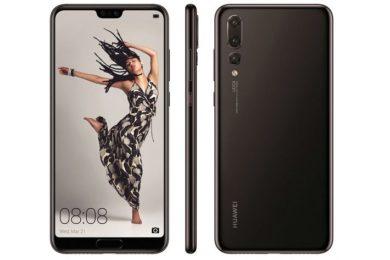 Minorista alemán filtra especificaciones y precios de los Huawei P20 y P20 Pro