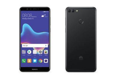 Huawei Y9 (2018) presentado; cuatro cámaras y SoC Kirin 659