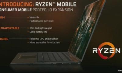 Dell comercializa un Inspiron 17 con procesador Ryzen Mobile 30