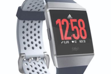 Fitbit presenta el Ionic Adidas, competencia para Apple Watch Nike