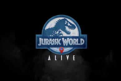 Jurassic World Alive llegará a los móviles en primavera