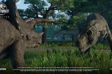 Requisitos de Jurassic World Evolution para PC, primer vídeo con juego real