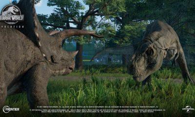 Requisitos de Jurassic World Evolution para PC, primer vídeo con juego real 38