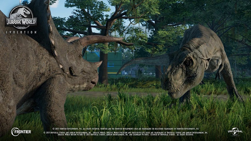 Requisitos de Jurassic World Evolution para PC, primer vídeo con juego real 30