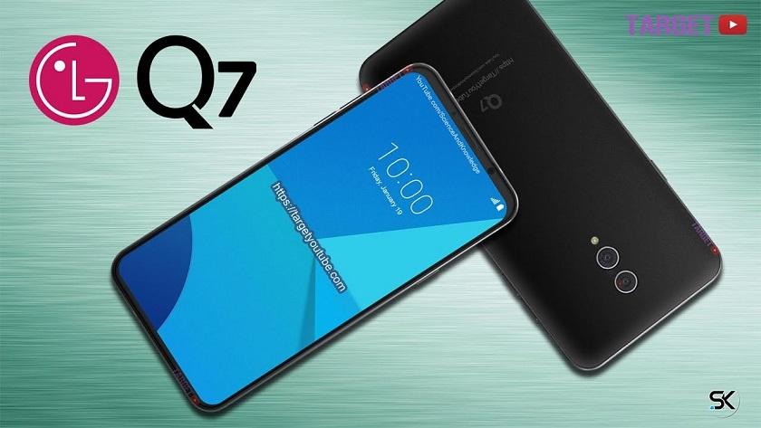 LG registra la marca LG Q7, habrá versión económica del LG G7 34