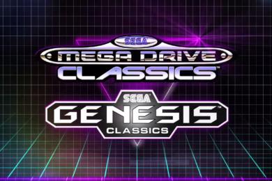 Sega Mega Drive Classics revive más de 50 clásicos en PS4 y Xbox One