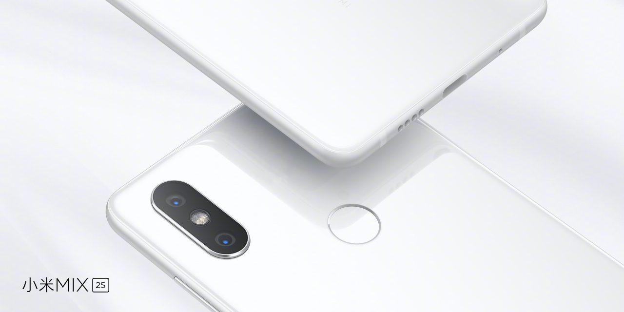 Xiaomi presenta el Mi MIX 2S ¡Vaya 'pepino'! 30