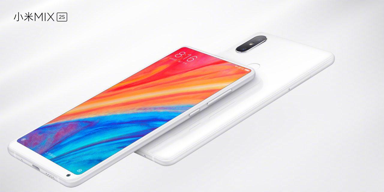Xiaomi presenta el Mi MIX 2S ¡Vaya 'pepino'! 33