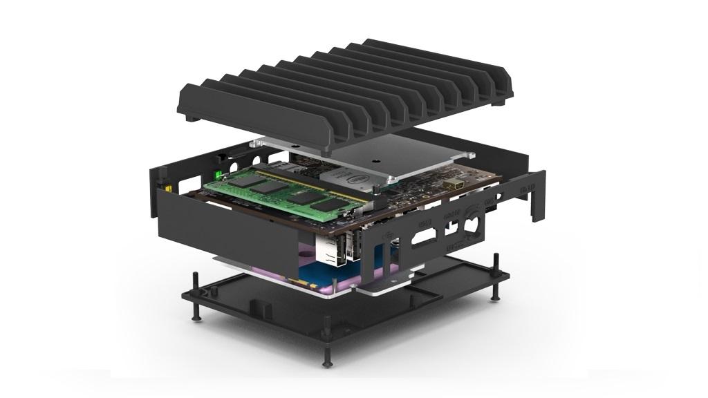 Descubre el Mintbox Mini 2, un equipo compacto con CPU Intel 30
