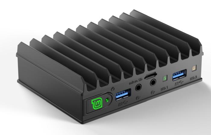 Descubre el Mintbox Mini 2, un equipo compacto con CPU Intel 32