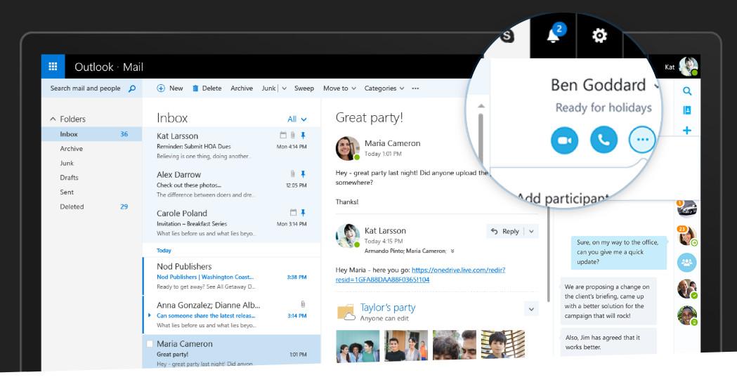 Microsoft publica la versión final del nuevo Outlook.com 38