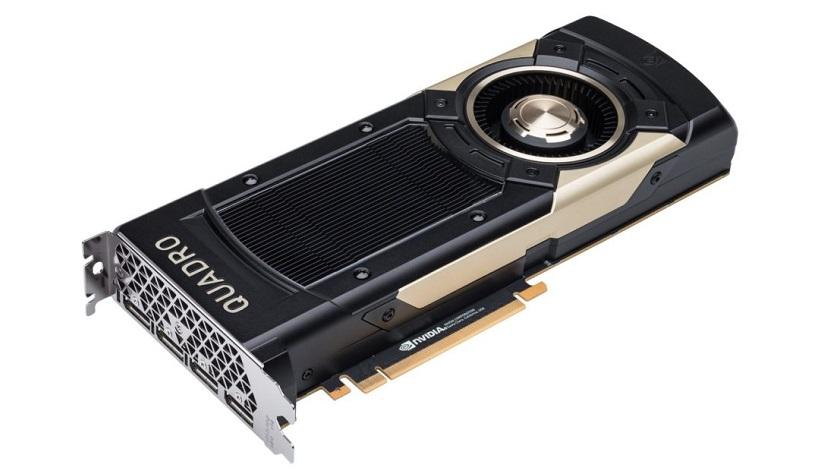 NVIDIA anuncia la tarjeta gráfica Quadro GV100 con 32 GB de HBM2 30