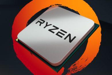 Primeras pruebas de rendimiento del Ryzen 7 2800X; hasta 4,35 GHz