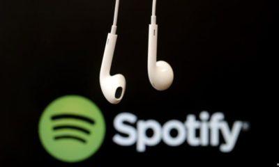 Bloqueo cuentas Spotify