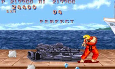 Street Fighter II en el mundo real gracias a ARKit de Apple 123