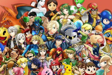 Super Smash Bros llegará este año a Nintendo Switch
