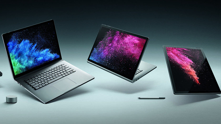 Surface Book 2, disponible en España