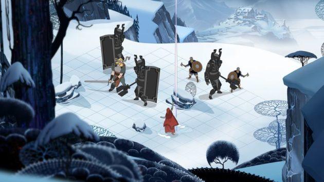 The Banner Saga 3 - Batalla