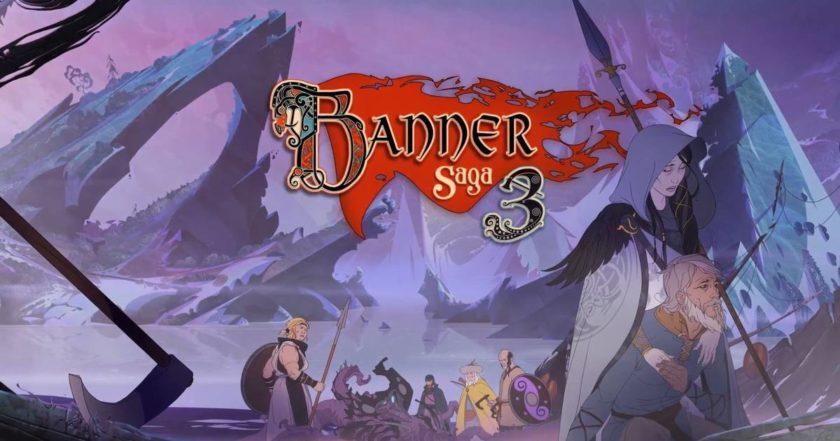 The Banner Saga 3 - Logo
