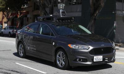 conducción autónoma Uber