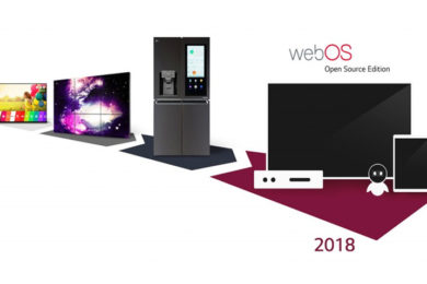LG publica una versión webOS Open Source Edition