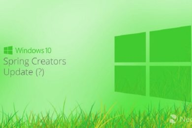 Microsoft confirma Windows 10 Spring Creators Update para abril (ISOs previas disponibles)