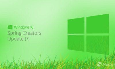 Windows 10 Spring Creators Update alcanza la versión RTM, su lanzamiento es inminente 47