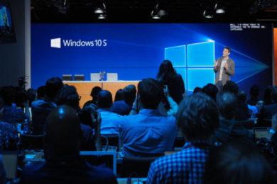 Microsoft aclara el funcionamiento y coste del Windows 10 Modo S