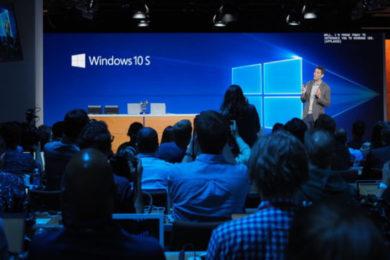 """Adiós a Windows 10 S, Microsoft confirma que será un """"modo"""" para otras versiones"""