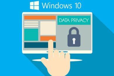Microsoft muestra nueva pantalla de privacidad para Windows 10
