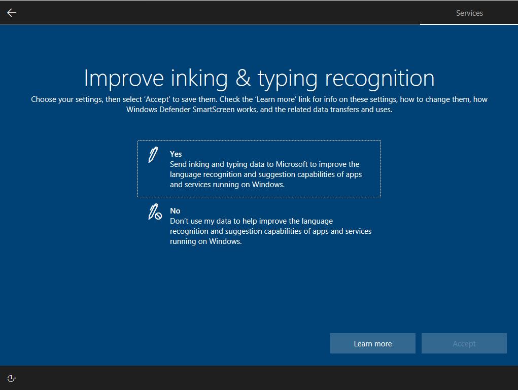 Microsoft muestra nueva pantalla de privacidad para Windows 10 33