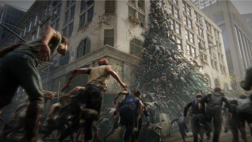 World War Z promete hordas de hasta 1.000 zombis 30