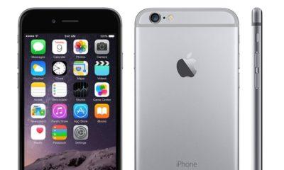 Hasta dos meses de espera para cambiar baterías al iPhone 103