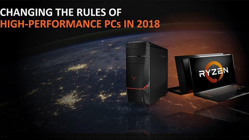 AMD celebra el primer aniversario de Ryzen; buenas previsiones 29
