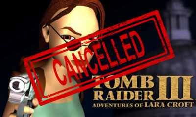 cancelados remasters de Tomb Raider