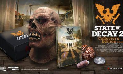 La edición de coleccionista de State of Decay 2 no incluye el juego 37