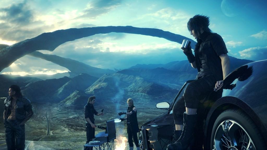 Logran crackear Final Fantasy XV antes de su lanzamiento 29
