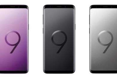 Las precompras del Galaxy S9 son inferiores a las del Galaxy S8