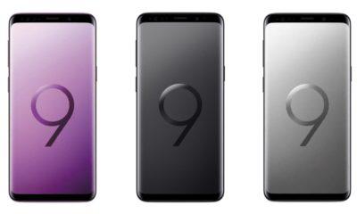 Las precompras del Galaxy S9 son inferiores a las del Galaxy S8 70