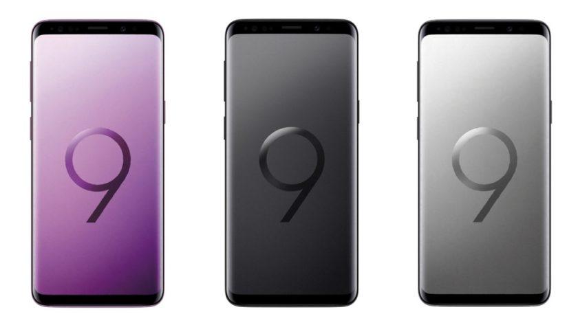 Las precompras del Galaxy S9 son inferiores a las del Galaxy S8