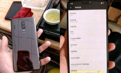 Especificaciones del OnePlus 6; todo lo que sabes de este smartphone 126