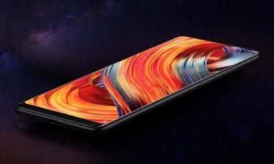 Nueva imagen del Xiaomi Mi Mix 2s; doble cámara en vertical 34