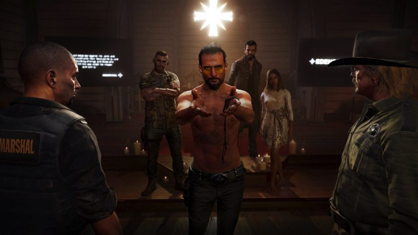 Far Cry 5 10 minutos