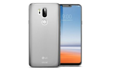 Olixar filtra el diseño del LG G7, confirma la muesca y la doble cámara 50